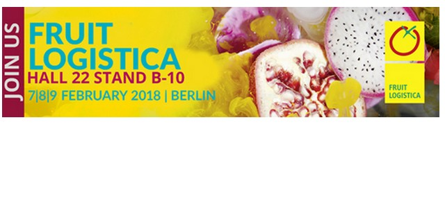 MEET MARQUILLANES IN FRUIT LOGISTICA 2018 IN BERLIN – FEBRUARY 7 to 9th