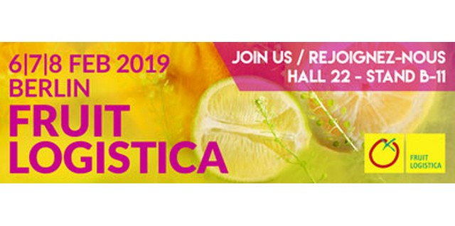 MEET MARQUILLANES IN FRUIT LOGISTICA 2019 IN BERLIN – FEBRUARY 6 TO 8TH