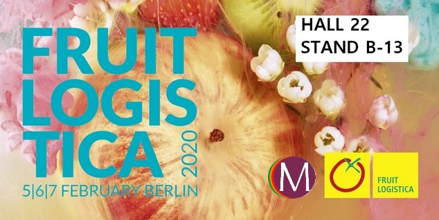 MEET MARQUILLANES IN FRUIT LOGISTICA 2020 IN BERLIN – FEBRUARY 5 TO 7TH